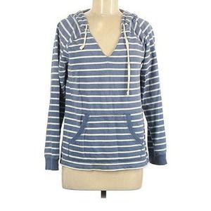 ALLIHOP Hooded Sweater SZ M